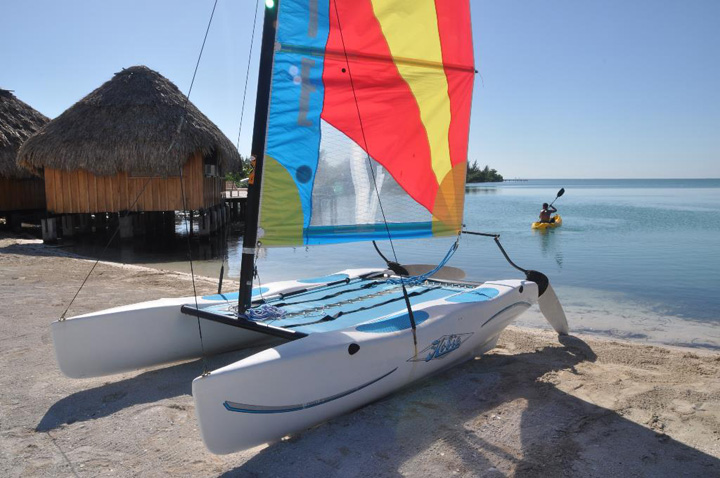 Trip Contribution to St. George's Caye Resort, Belize